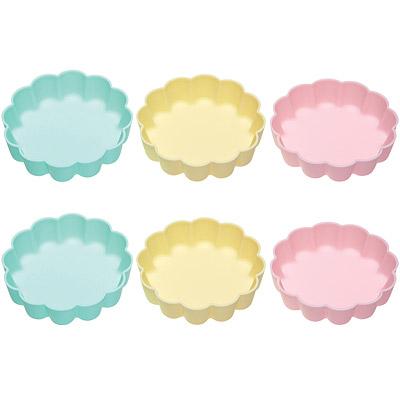 Sweetly 3吋甜菊派餅小模6入