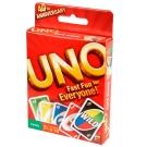MATTEL UNO遊戲卡(7Y+)