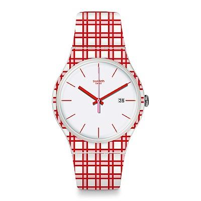 Swatch 情迷地中海  PIKNIK 周末野餐手錶