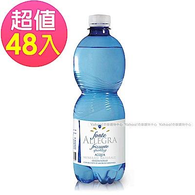 義大利進口 亞莉佳 微氣泡礦泉水(500mlx48入)