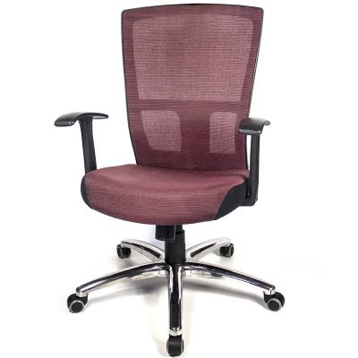 aaronation 愛倫國度 - 多彩設計鋁腳電腦椅AM-A120-CB-L-XF