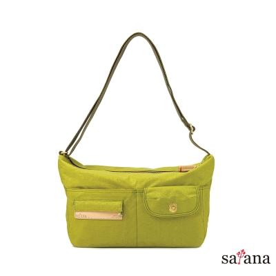 satana - 率性斜肩包 - 檸檬香茅