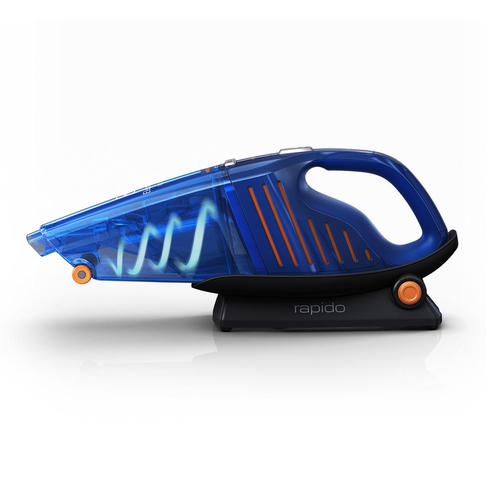 伊萊克斯 乾濕兩用手持式吸塵器ZB5104WD