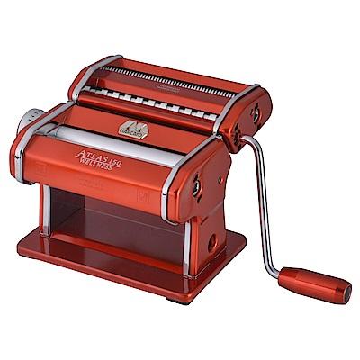 Marcato 義大利 Atlas 150 分離式製麵機 熱情紅