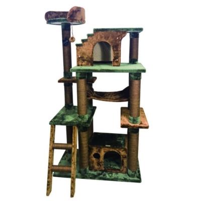 寵愛物語《生活探險-樹屋貓跳台》CT-28 (BD-880580)