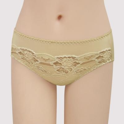 曼黛瑪璉-經典  低腰三角內褲(冰肌膚)