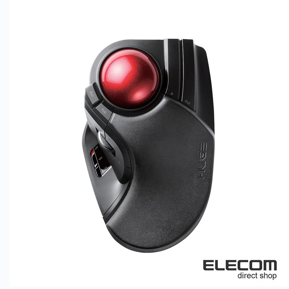 ELECOM 無線超大軌跡球滑鼠
