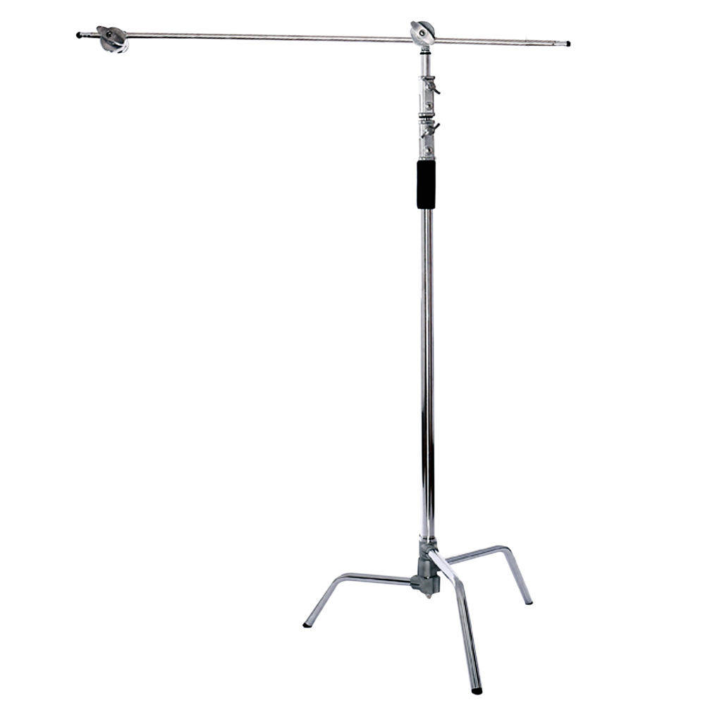 Piyet  C型魔術腿燈架帶橫桿(PT340)