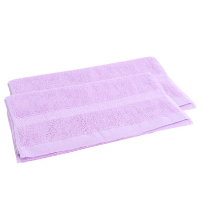 LOVEL 嚴選六星級飯店精選-毛巾雙件組(薰紫)