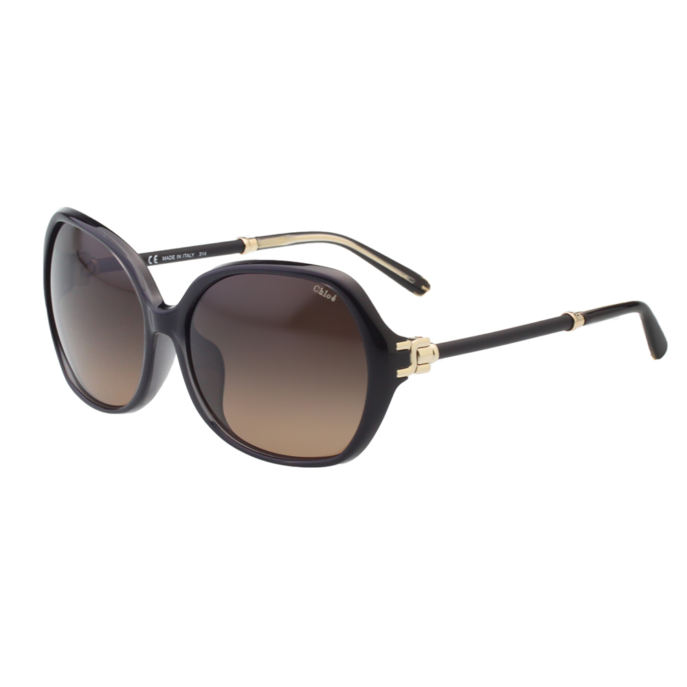 CHLOE太陽眼鏡 經典款(黑色)CE673SA-001