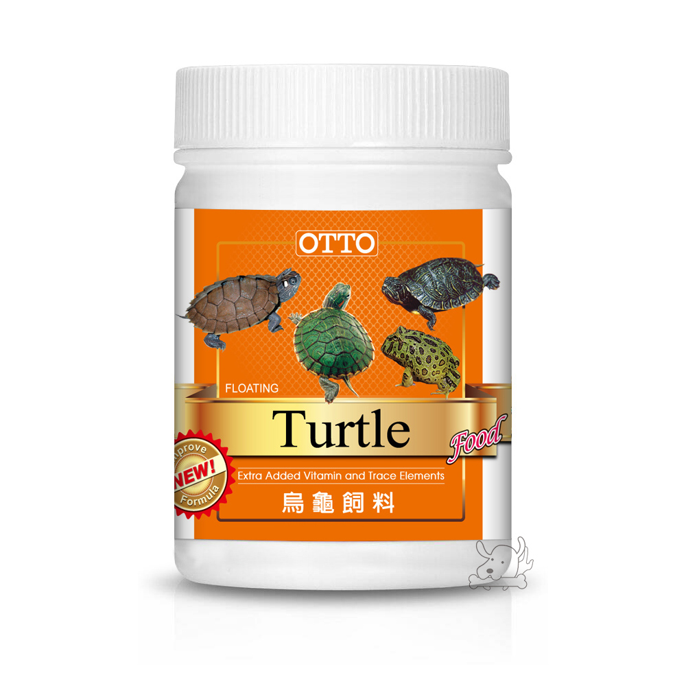 OTTO 奧圖 烏龜條狀飼料 90g