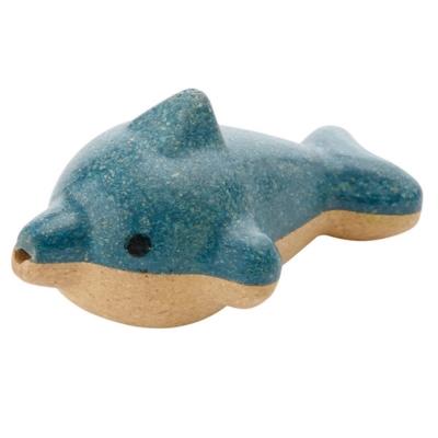 GMP BABY PLAN TOYS海豚鯨魚魟魚各1隻/共3隻1組