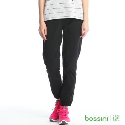 bossini女裝-休閒運動褲10黑