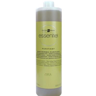 Essentiel伊聖秀 褐藻淨化強化髮浴 1000ML