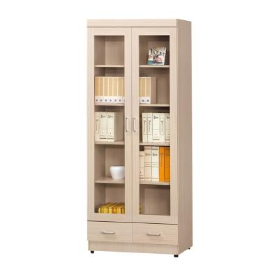 Boden-亞莉莎下抽2.6尺書櫃-免組