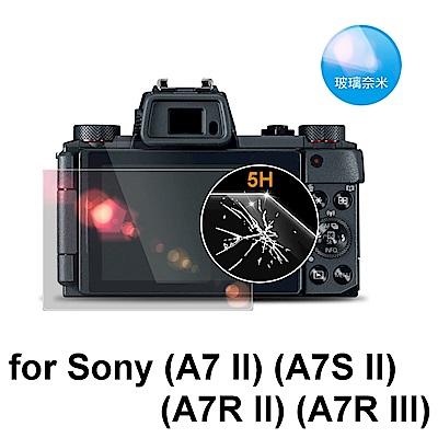 D&A Sony A7R III 相機專用日本NEW AS玻璃奈米螢幕保...