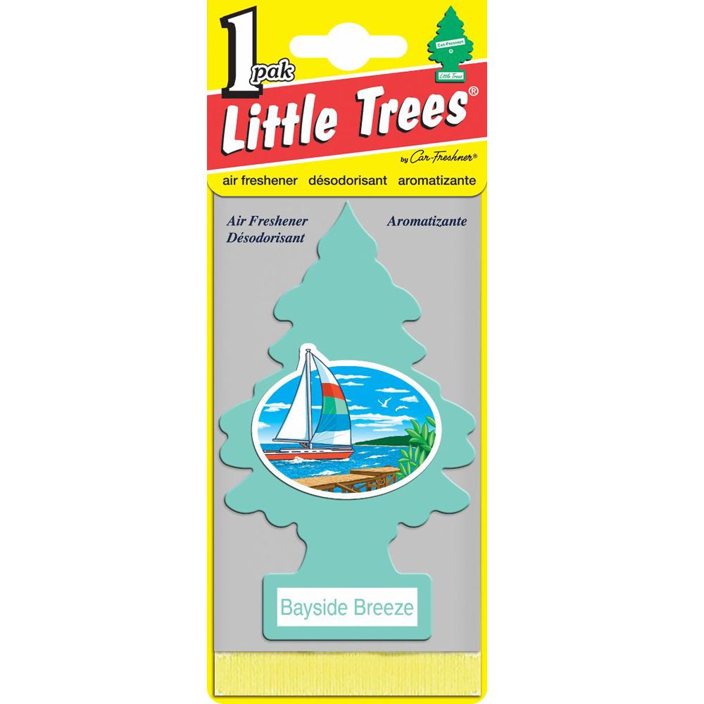 Little Trees美國小樹香片(海灣微風)-急速配