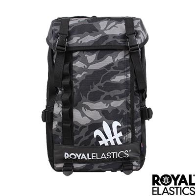 Royal Elastics - 休閒潮流後背包 - True colors自我本色系列- 迷彩