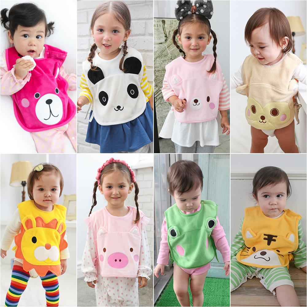 baby童衣 兒童馬甲 男女寶寶背心動物綁帶式 35261
