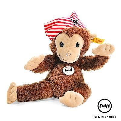 STEIFF德國金耳釦泰迪熊 - 猴子 Scotty Monkey(動物王國)