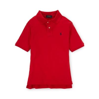 Ralph Lauren T-SHIRT 短袖 小孩 POLO 紅色 003