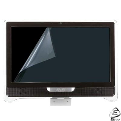 【訂製賣場】EZstick靜電式霧面螢幕貼 - MSI Wind Top AE2220 21吋寬