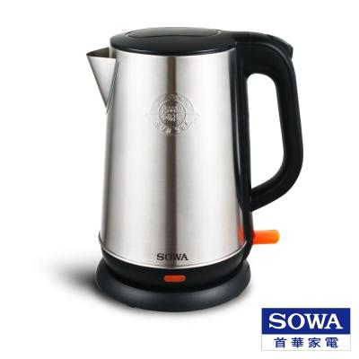 首華SOWA-2-5L不鏽鋼防空燒快煮壺-SPK-KY2501-快