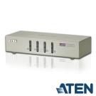 ATEN 4埠 USB KVM 切換器(CS74U)