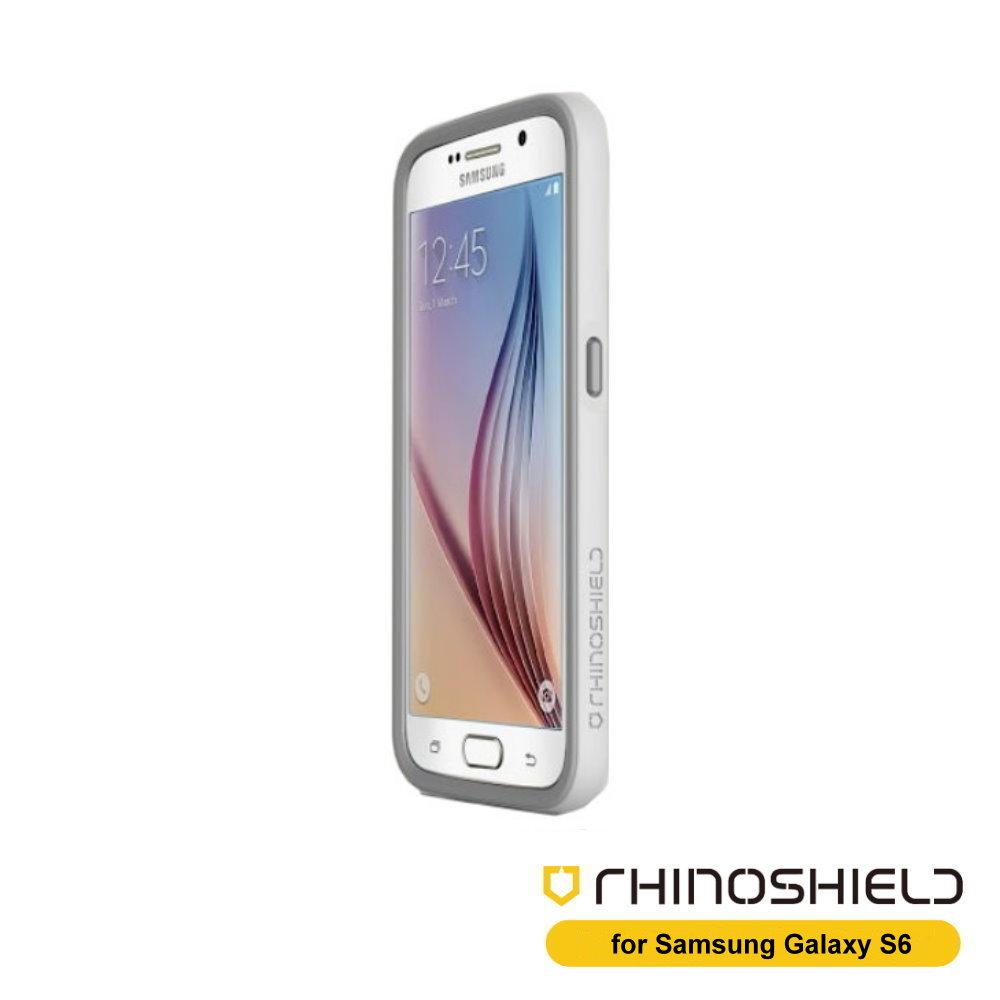RHINO SHIELD犀牛盾Samsung Galaxy S6專用耐衝擊邊框殼