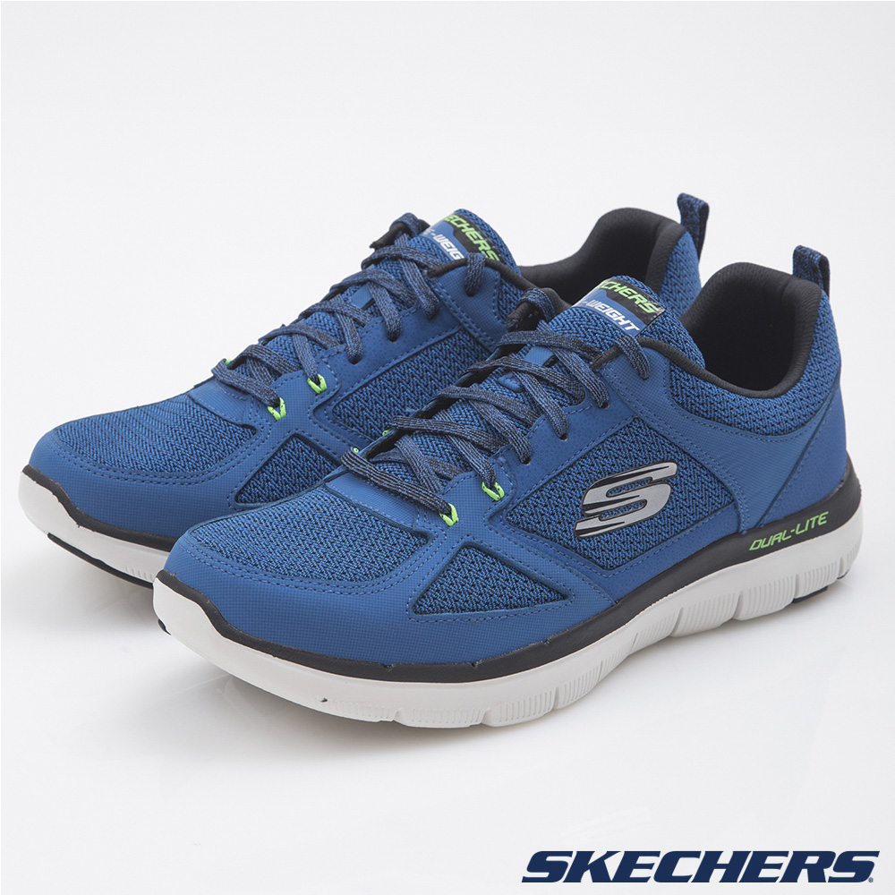 SKECHERS(男)運動系列Flex Advantage 2-52180BLLM