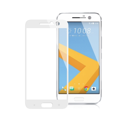 NISDA HTC 10 / M10 滿版鋼化0.33mm玻璃保護貼