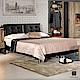 漢妮Hampton羅素系列5尺被櫥式雙人床架
