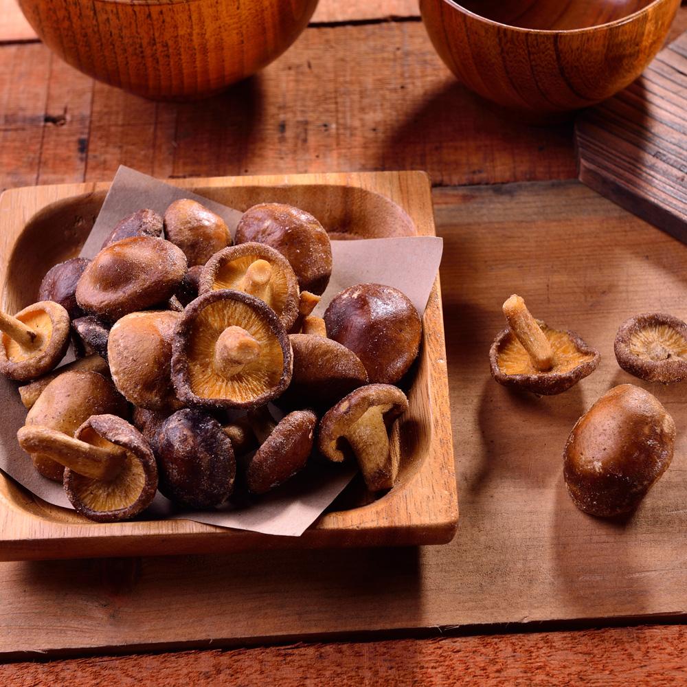 每日優果 香菇脆片(100g)