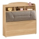 愛比家具 德奈3.5尺單人書架型床頭箱