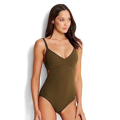Avalanche巴西泳裝-馬丘比丘-連身泳裝