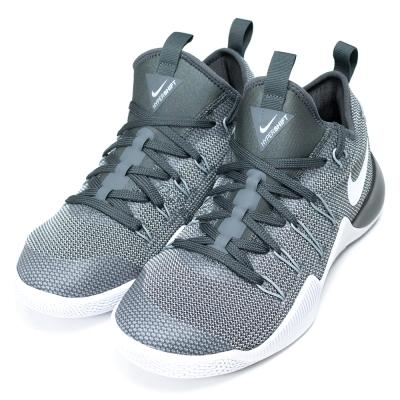 NIKE-HYPERSHIFT男籃球鞋-灰白