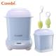 Combi Pro消毒鍋+奶瓶保管箱+奶嘴刷+奶瓶刷 (靜謐藍) product thumbnail 1