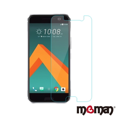 Mgman HTC M10 0.3mm 9H玻璃保護貼
