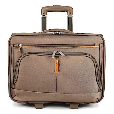 eminent 雅仕 - 萬國拉桿電腦行李箱URA-V324-17-咖啡
