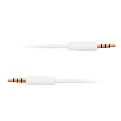 鍍金接頭 音源傳輸線1.5M (一組兩入)