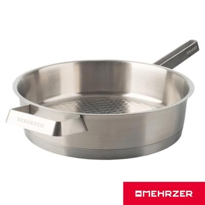 Omehrzer歐梅樂不鏽鋼平煎鍋24cm