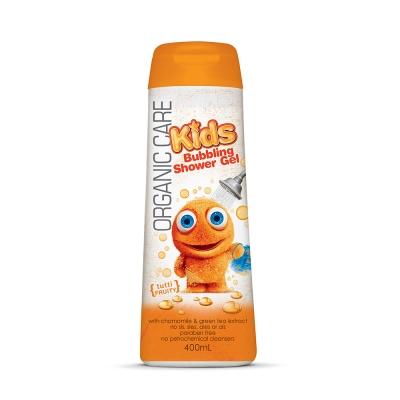 澳洲Natures Organics 植粹兒童泡泡洗髮沐浴露-橙(400ml)