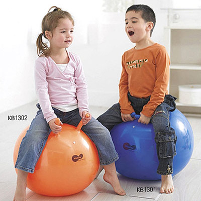 Weplay身體潛能開發系列【動作發展】跳球40cm ATG-KB1302