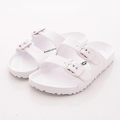 DIADORA 輕量EVA運動拖鞋 5209白(中小童段)