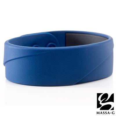 MASSA-G X ACHOS【ARC Master-Blue】 鍺鈦手環
