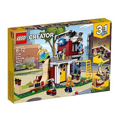樂高LEGO 2018 創意大師Creator系列 - LT31081 溜冰場