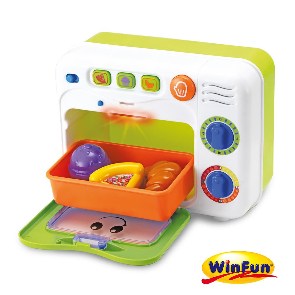 WinFun 聲光小烤箱