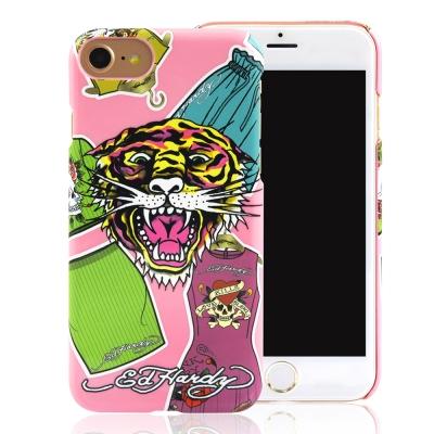 Ed-Hardy-iPhone-7-4-7吋-亮面保護殼-時尚老虎