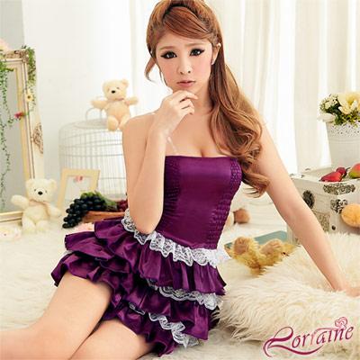 【Lorraine】美人心姬!二件式完美派對服