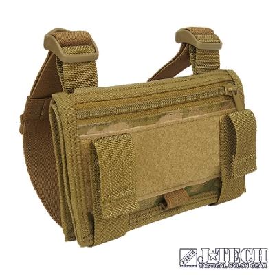 J-TECH 臂掛式辦公工具袋(迷彩綠MC)